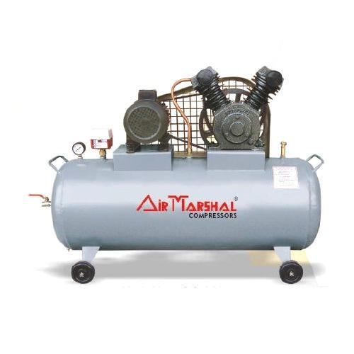 Single Stage Low Pressure Compressor