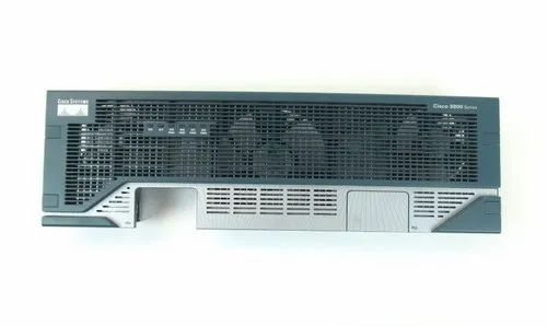 Good Condition! Cisco 800-23734-01 3800 Series Bezel Fan Assembly 3845 Router