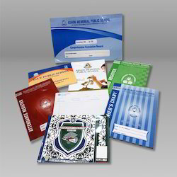 Offset Paper School Stationery Printing Services, in Pan India