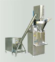 Semi Automatic Powder Filling Machine, 700*800*2100 mm