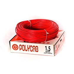 Polycab FR PVC Insulated Cable