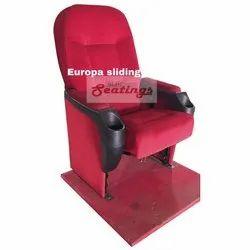 Europa Sliding Theater Chair