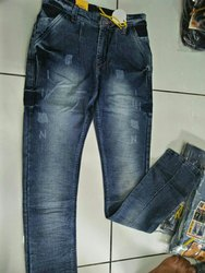 Varients Multicolor Mens Jeans