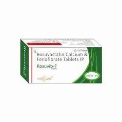 Rosuvastatin Fenofibrate