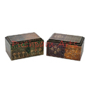 Printed Decorative Hand Painted Gift Box, Size/dimension: 4 X 6 Inch