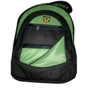 Polyester Plain School Backpack Bag