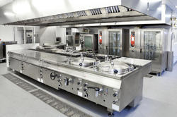 Ss Commercial Kitchen Installation
