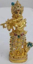 Gold Krishna