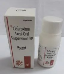 CEFUROXIME AXETIL ORAL SUSPENSION USP