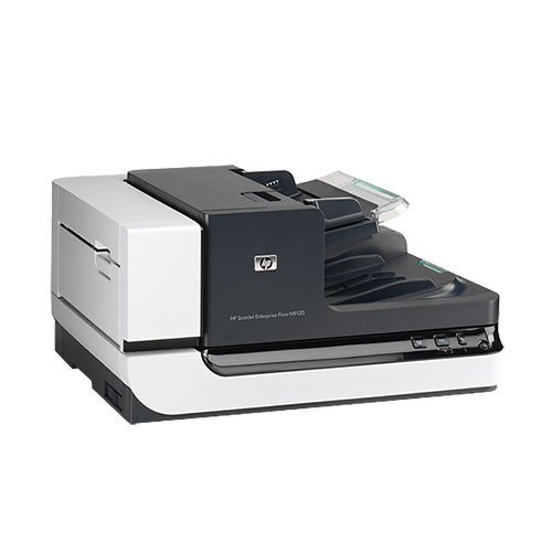 HP Scanjet N9120 Flatbed A3 Scanner, Upto 600 Dpi | ID: 18062533397