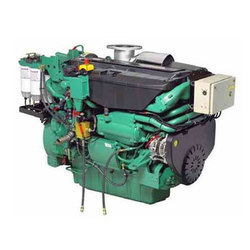 D9 Series Volvo Penta Engine