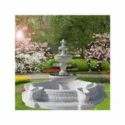 White Marble Garden Fountains