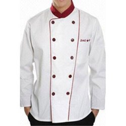 Cotton White Hotel Chef Coat