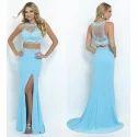 Blue Girls Party Wear Dresses