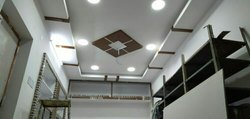 FRP Color Coated Best Fallceilng Contractors, For Quality Material
