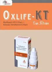 Moxifloxacin HCL BP 0.5 W/V  Ketorolac Tromethamine IP 0.5% W/V