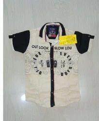 Kids Print Design Shirts