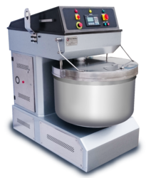 100 Kg SPM Spiral Mixture With Gear Box