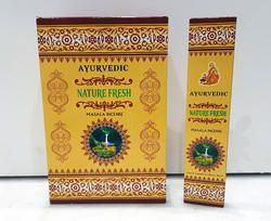 Ayurvedic Nature Fresh Masala Incense Sticks