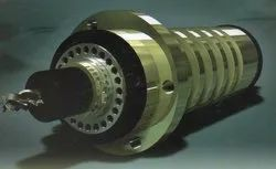 High Frequency Milling Spindles