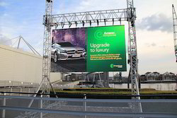 P 6 Outdoor Advertising LED Display