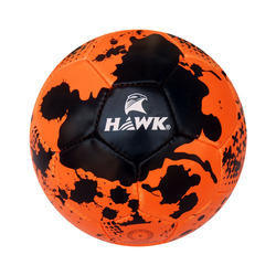 Rubberized Predator Neon Orange Football