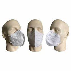 Men's Air Pollution Mask PM2.5 N95 - White