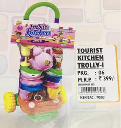 Tourist Kitchen Trolly-l