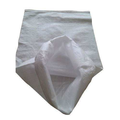 50 Kg White Polypropylene Bulk Bag