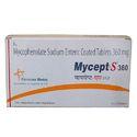 Mycopholate Sodium Enteric Coated Tablets