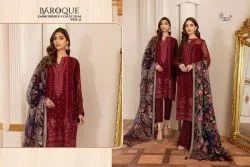 Georgette Salwar Suit Material