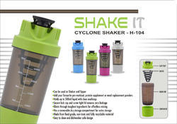 Shake It Cyclone Shaker (With Supplement Basket) (500ml), Capacity: 500 Ml