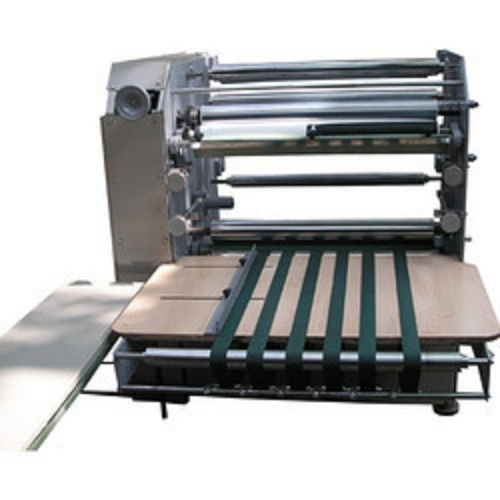 Automatic Reel to Reel Lamination Machine, Power Consumption: 2 kWh