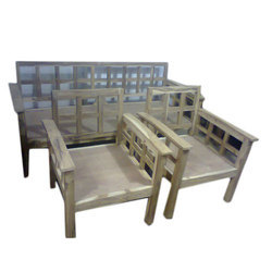 Modern Wooden Sofa Set Frame