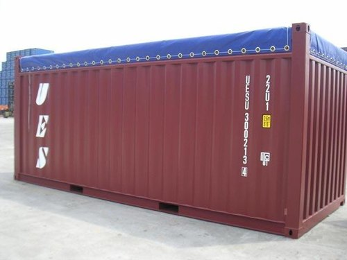 20' Open Top Shipping Container