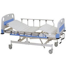 Adjustable Height ICU Bed