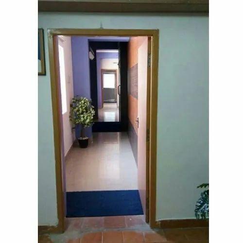 Wooden Flush Door, Size: 7 X 3 Feet