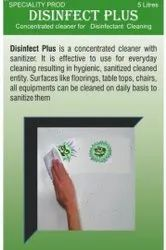 Disinfectant Liquid Dip Plus (Should Be Diluted 10 Times)