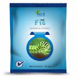 F-16 10ml Pouch Bio Pesticides