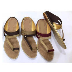 Casual Wear Ladies Kolhapuri Slipper