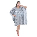 Cotton Night Kaftan