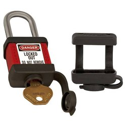 With Key Lockout Safety Padlocks, Packaging Size: > 100 Pieces, Brass