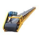 Belt Conveyor for Material Loading