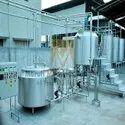 Automatic Juice Plant
