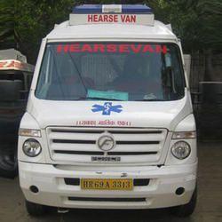 Hearse Van Tempo Traveler
