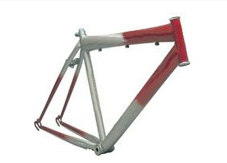 MTB Type Lugless Super P-1013 Bicycle Frames - Parker Cycle ...