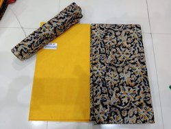 Batik Cotton Saree Material