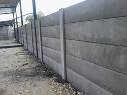 RCC Precast Plain Wall