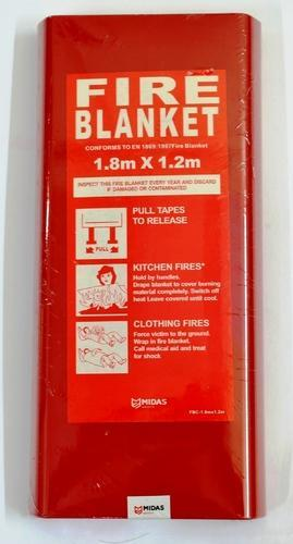 Safety Fire Blanket Midas Make
