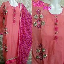 Chanderi Suits